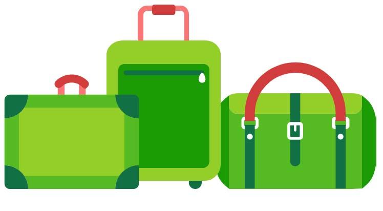 Багаж в БлаБлаКаре